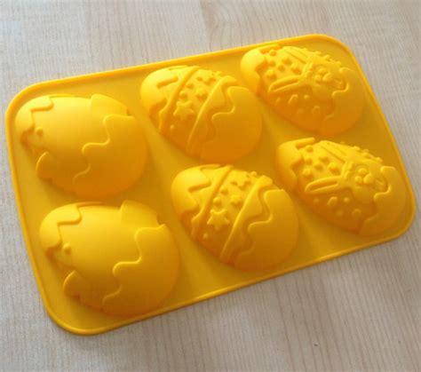 sti in silicone per candele uovo di pasqua 6 sti in silicone flessibile torta sto