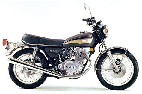 vintage yamaha yamaha tx500 classic motorbikes