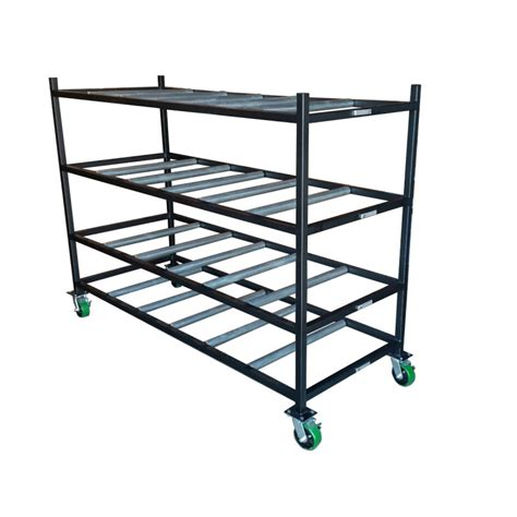 Roller Racks by End Loading Mortuary Roller Rack Ward S Transport And