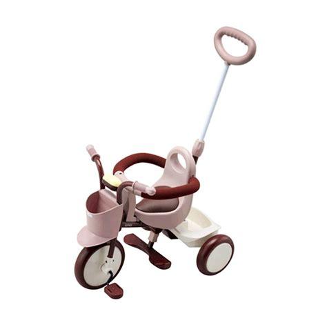 Iimo Sepeda Anak 01 Merah jual sepeda anak iimo 01 brown harga kualitas