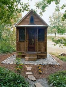 Micro House by Living Large In A Tiny House Denver Public Library