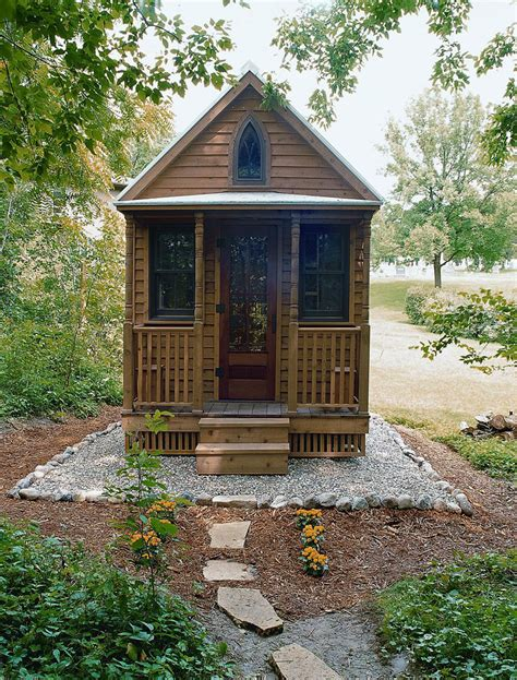 micro cottage living large in a tiny house denver public library