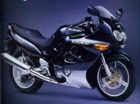 suzuki gsx 750 f katana 1998 1999 autoevolution