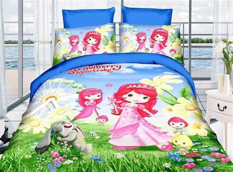 strawberry shortcake comforter set strawberry shortcake bedding set reviews