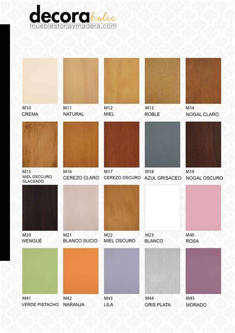 colores muebles madera materiales de construcci 243 n para - Muebles De Colores