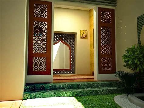 desain musholla dalam rumah minimalis sebagai rumah ibadah gambar dan foto rumah minimalis