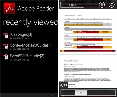 adobe reader pdf download free windows xp neonprofile adobe reader app now available for windows phone 8 devices