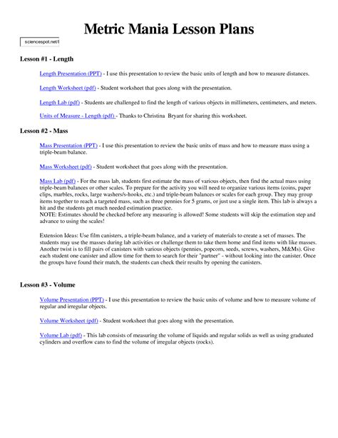 Metric Mania Worksheet by 15 Best Images Of King Henry Metric Conversion Worksheet