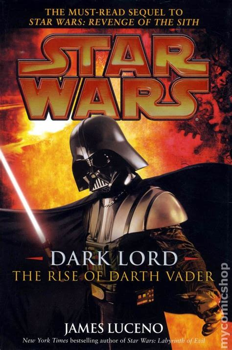 wars darth vader lord of the sith vol 1 imperial machine wars lord the rise of darth vader hc 2005 novel