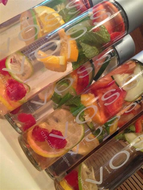 Ck Post Detox by Fruit Infused Water Detoxification Musely