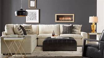 living room decorating black gray amp ivory living rooms