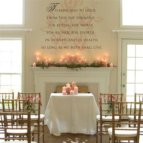 Wedding Venues With Fireplaces by Image Detail For Wedding Ceremony Fireplace Mantle Candle