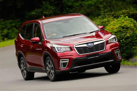 new subaru forester 2018 new subaru forester 2018 review auto express