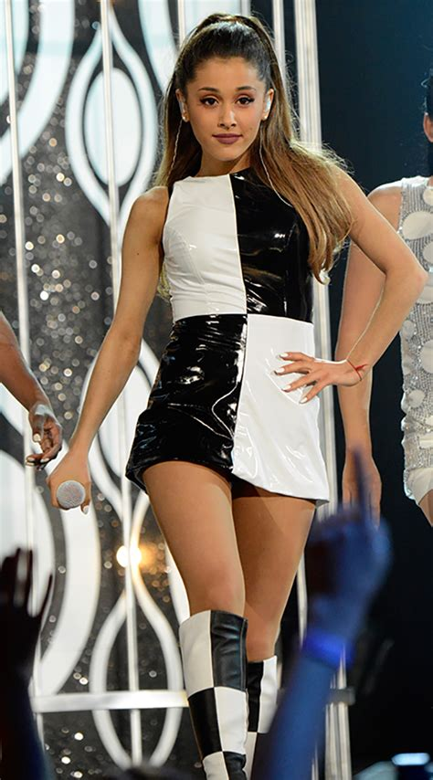 ariana grande mini biography pics ariana grande s billboard awards dress performs