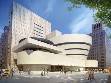 great architects decorating guggenheim museum new york architect famous