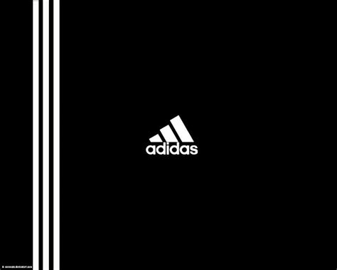 logo black and white lines bilder f 252 r das handy hintergrund logos adidas