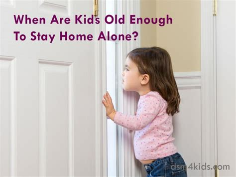 when can a child stay home alone 28 images what age
