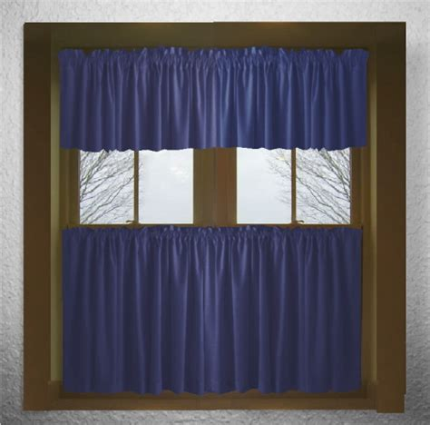 solid blue kitchen curtains curtain menzilperde net