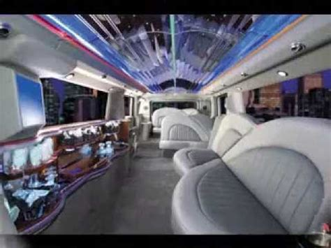 best limos in the inside 2013 hummer limo interior