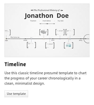 1000 images about resume prezi prezume on student and make your