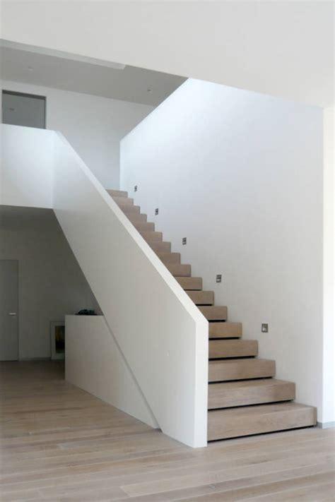 Schmale Häuser Grundrisse by Idee Freitragend Treppe