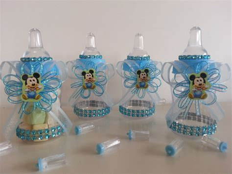 Bottles For Baby Shower by 12 Baby Mickey Mouse Fillable Bottles Baby Shower Favors
