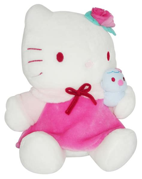 hello kitty swing for babies plush soft toys