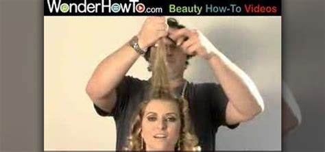 How to Style your hair in an Amy Winehouse beehive updo