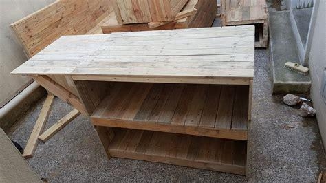 pallet kitchen island cabinet console pallet furniture diy