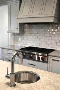 Benjamin Revere Pewter Kitchen by Of Pearl Quartzite Kitchen