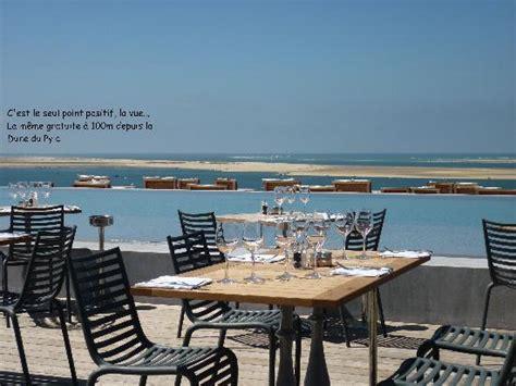 Restaurant La Corniche Arcachon 337 by Vue Panoramique Du Restaurant Photo De La Co O Rniche
