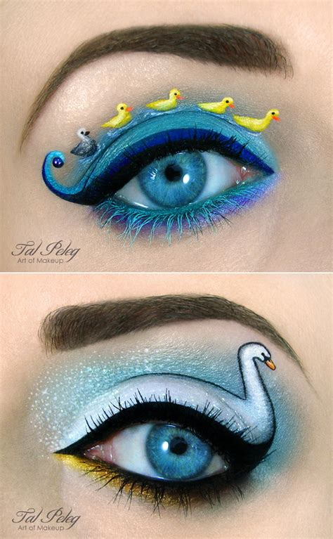 creative in make up but what we see in these hot girls wallpaper top 10 crazy cool eye makeup seenox