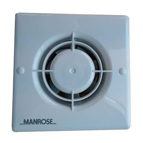 in line bathroom fan with humidistat xf100h manrose xf100h 100mm bathroom fan with humidity