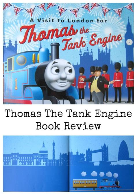 the tank book the thomas the tank engine a visit to london book review adventures of adam