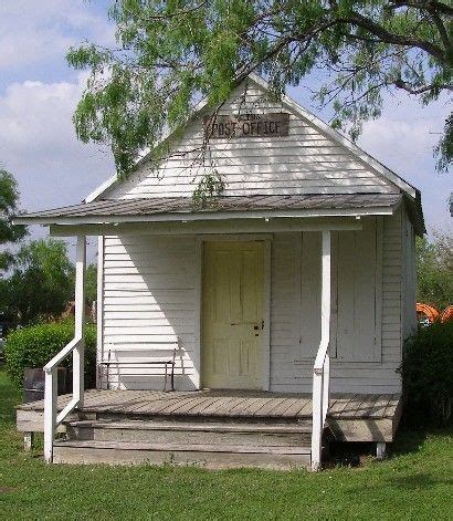 Helena TX - Post Office Bldg. discontinued in 1956. Now ... Helena Tx History