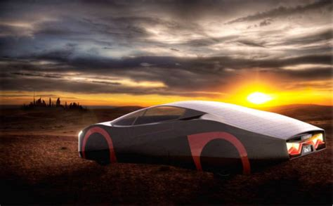 Solar Powered Cruise Cars Use The Sun On The Golf Course by The Immortus A Solar Powered Sports Car That Can Run