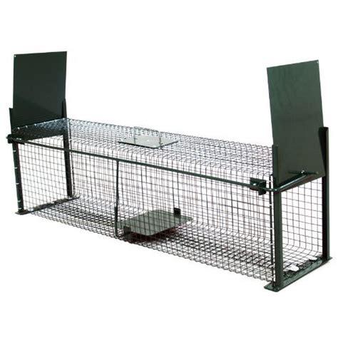 gabbie trappola per gatti moorland 174 trappola cattura animali vivi safe 5007 gabbia