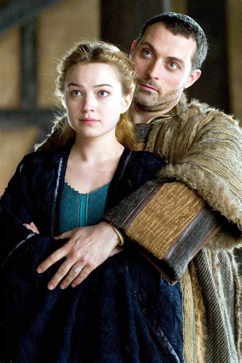 rufus sewell tristan isolde sophia myles and rufus sewell in quot tristan isolde quot 2006