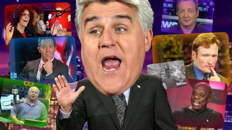 Nbc To Lay Leno Staff Next Week Guest Hosts Could Save by Leno Defamer