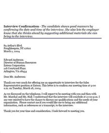 Confirmation Letter Citehr 51 Sle Appointment Letters