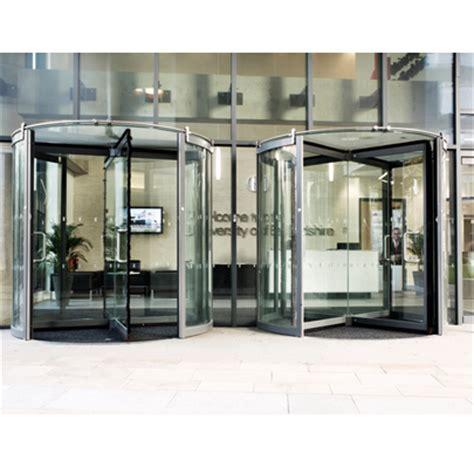 Dorma Glass Doors Dorma Delivers A Textbook Entrance At Breeam Excellent Building