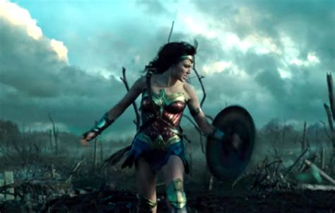 wonder woman trailer trailer for dc superhero film video film wonder woman trailer with gal gadot and chris pine indiewire