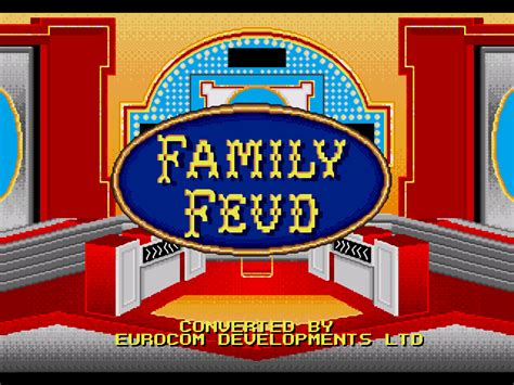 Family Feud Screenshots Gamefabrique Family Feud