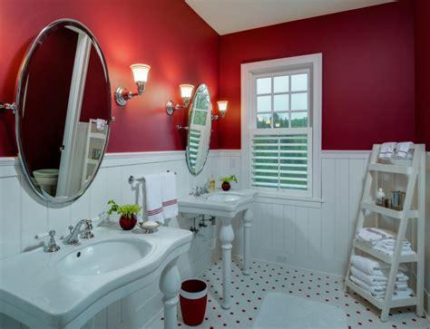21 red bathroom design ideas to try interior god 21 red bathroom designs decorating ideas design trends