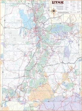 map world orem utah state maps usa maps of utah ut