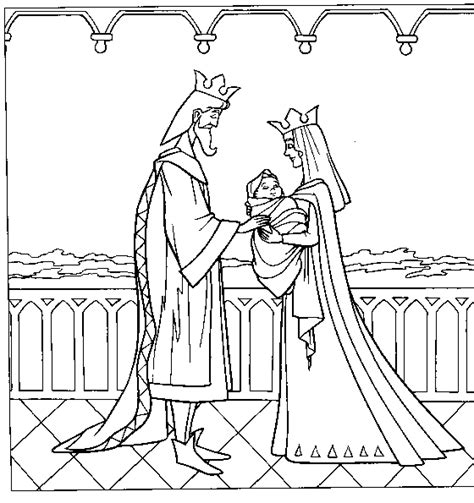 king and queen coloring sheets coloring pages