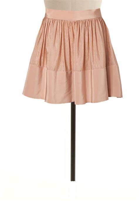 Handmade Skirt - satin skirt custom handmade fully lined wide choices of