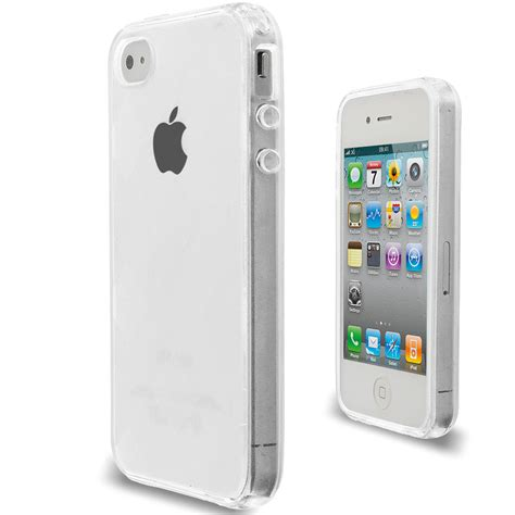 Iphone 4 Hardcase Doff for apple iphone 4 4s tpu rubber cover color ebay