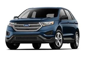 Ford Suv 2017 Ford Edge Suv Sioux Falls