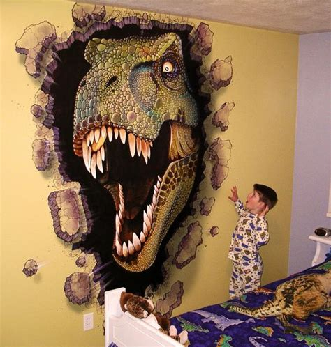 dinosaur pictures for room boys dinosaur room woods wall murals jr s room ideas boy bedrooms